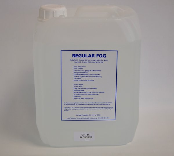 Regular Fog Nebelfluid 5 L