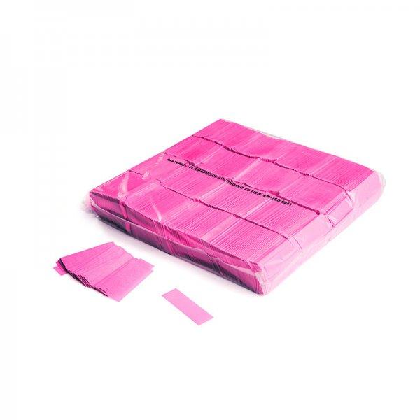 MFX Papier Confetti Fluo Pink 55mm x 17 mm 1 kg