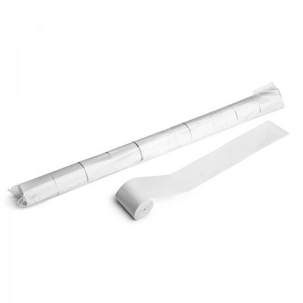 MFX Papier Streamer Weiß 20m x 5cm 10 Rollen