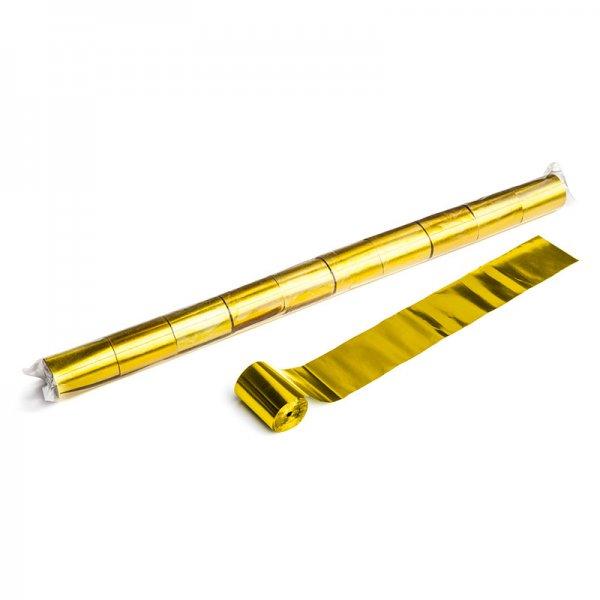MFX Metallic Streamer Gold 20m x 5cm 10 Rollen