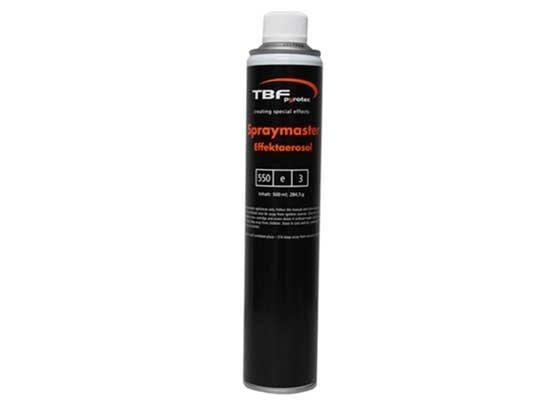 TBF Aerosolfluid 500 ml Feuerfarben