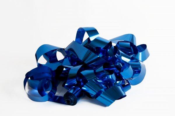 ConStream Metallic Streamer Blau 10m x 20mm 24 Rollen