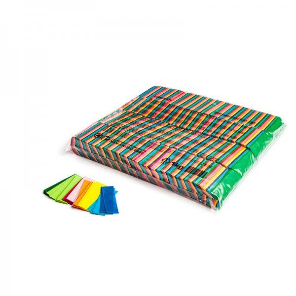 MFX Papier Confetti Multicolour 55mm x17 mm 1 kg