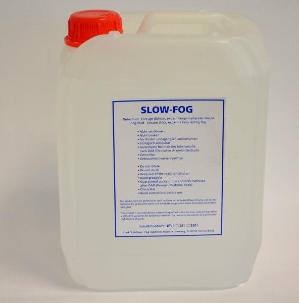 Slow Fog Nebelfluid 5 L