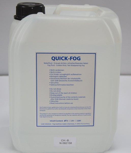 Quick Fog Nebelfluid 5 L
