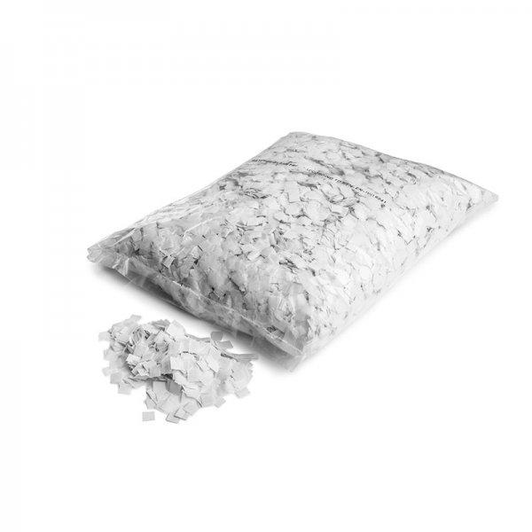 MFX Papier Confetti Weiß 10mm x 10mm 1kg
