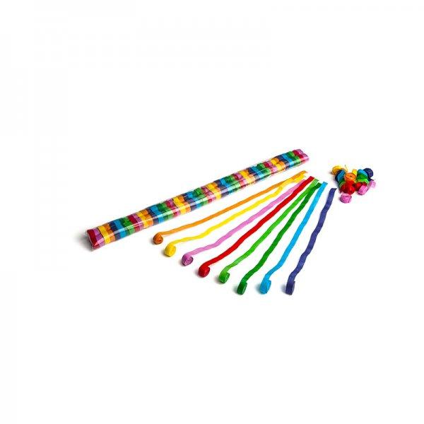 MFX Papier Streamer Multicolour 5m x 0,85cm 100 Rollen