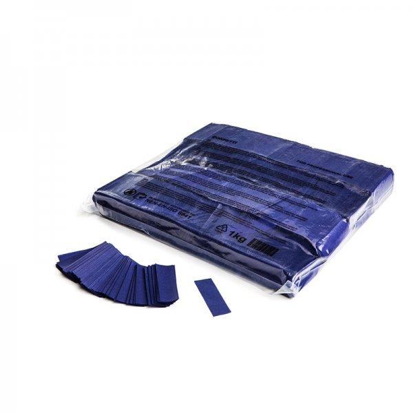 MFX Papier Confetti Dunkel Blau 55mm x 17mm 1 kg