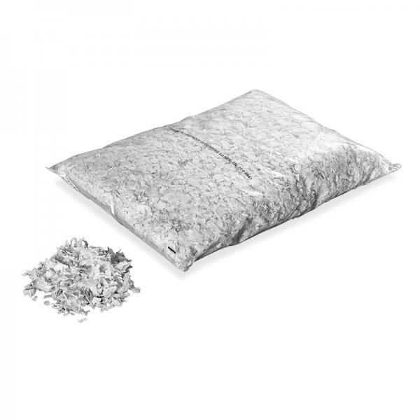 MFX Papier Confetti Weiß Snowflakes 0,5kg